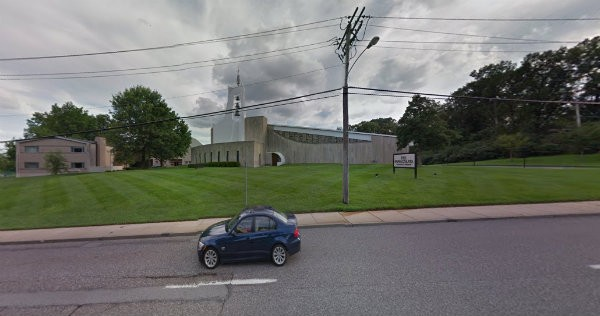 The Church of the Immacolata in Richmond Heights. - IMAGE VIA GOOGLE EARTH