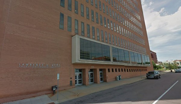 The St. Louis County Council passed a landlord licensing bill with a one-vote margin. - GOOGLE MAPS
