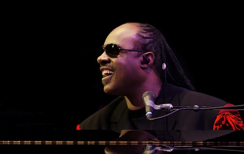 Stevie Wonder - PRESS PHOTO