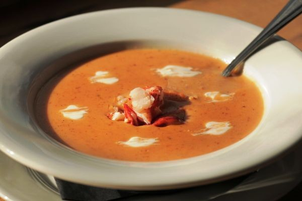 LOBSTER BISQUE AT GAMLIN WHISKEY HOUSE | CREATIVE ENTOURAGE