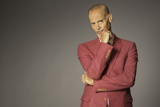 John Waters will perform at the Sheldon at 8 p.m. on Thursday, December 3. - PHOTO CREDIT: GREG GORMAN