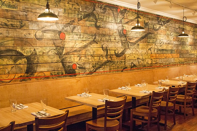 Reeds American Table was previously Home Wine Kitchen - MABEL SUEN
