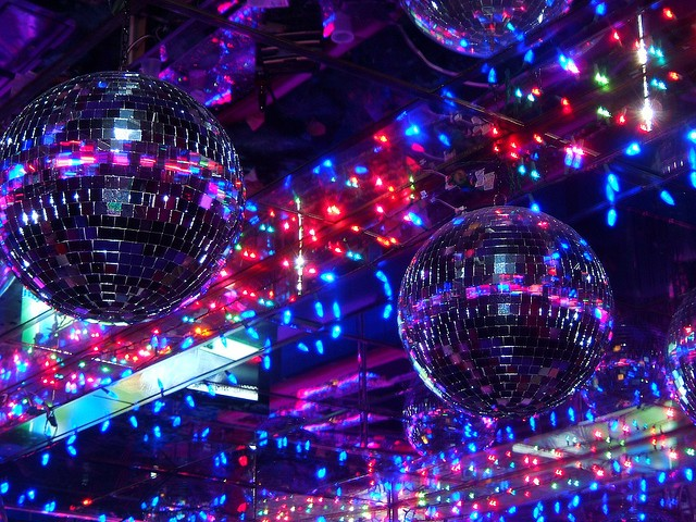 The ceiling at Mike Talayna's. Who needs a dome when you've got this? - PHOTO COURTESY OF FLICKR/J.G. PARK