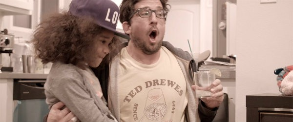 "Paul's character showcases his Ted Drewes t-shirt in the first episode, ""Horsey."" - PHOTO COURTESY OF PAUL SCHOEMEHL"