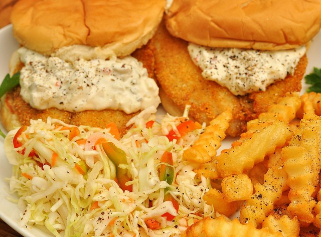 6 fish fries in st louis to try this lent food blog for Fried fish dinner