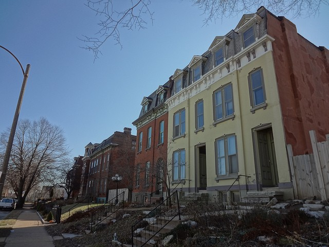 Benton Park: Not just adorable, it's also affordable. - PHOTO COURTESY OF FLICKR/PAUL SABLEMAN