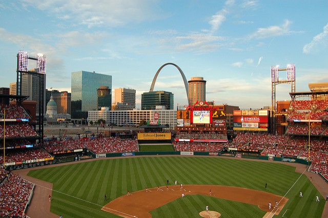 These 12 Bars Provide Shuttle Service To Busch Stadium For Free