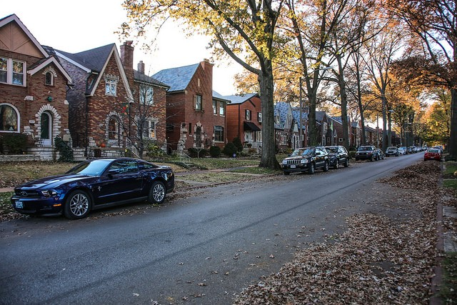 St. Louis Hills — one of the top neighborhoods for home buyers. - PHOTO COURTESY OF FLICKR/PAUL SABLEMAN