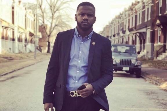 Jaylen Walker has no feeling in his legs after he was shot in the back. - COURTESY GOFUNDME