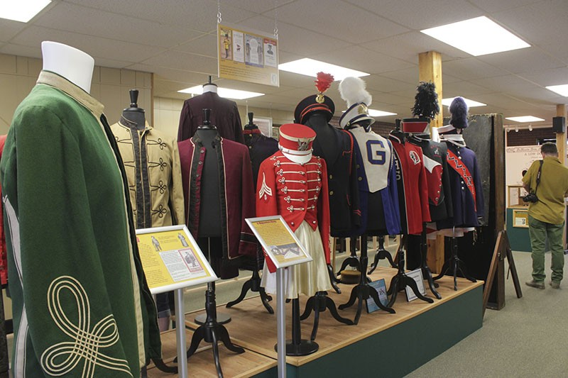 The DeMoulins created what would become the largest band uniform empire in the country. - PHOTO BY ALLISON BABKA