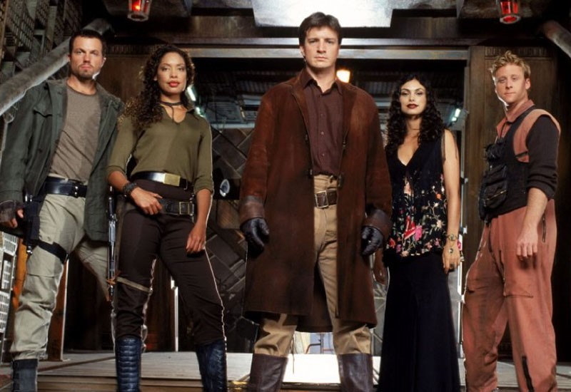 This week's First Friday is all about the late, lamented TV show Firefly. - (C) PARAMOUNT PICTURES