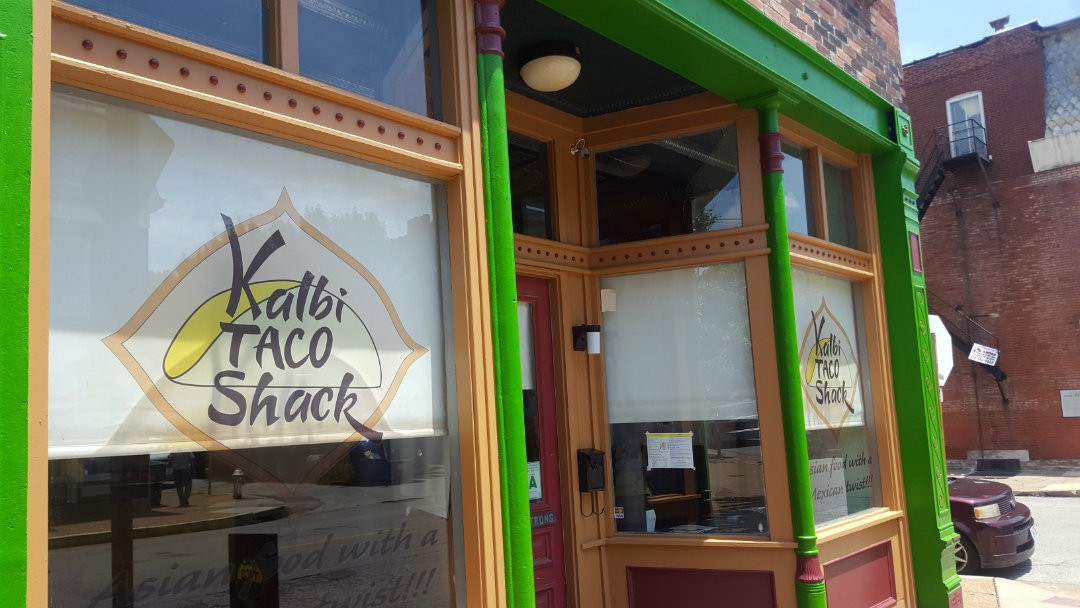 Kalbi Taco Shack sits at the corner of Cherokee St. and Indiana Ave ...