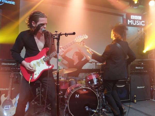 The Blinders at British Music Embassy - DANA PLONKA