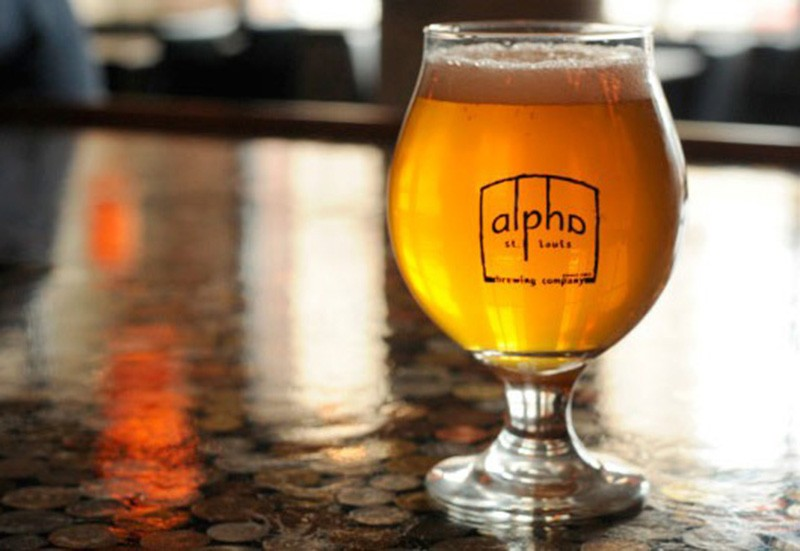 Alpha Brewing Co. is a great spot to visit before a Cardinals game. - PHOTO BY PETE DULIN