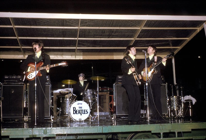 The Beatles '66: Mark Richman was there. - PHOTO COURTESY OF MARK RICHMAN