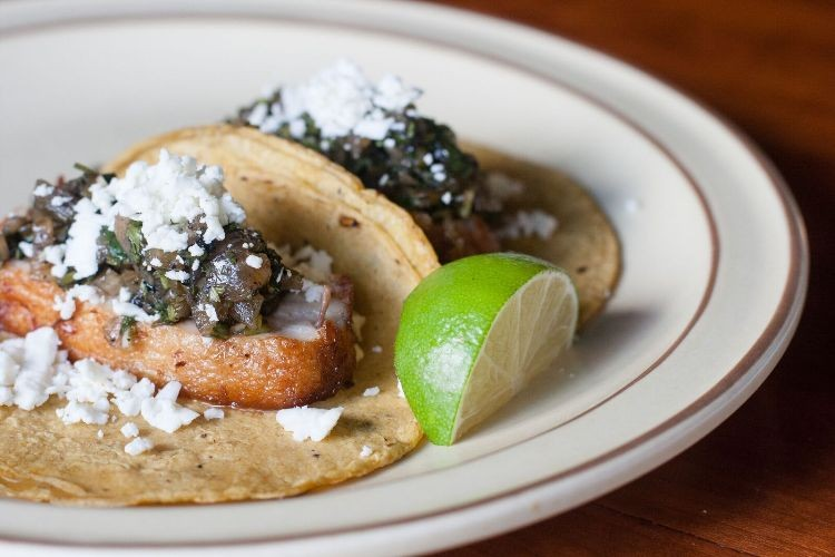 PORK BELLY TACO AT PUBLICO | CAITI CARROW