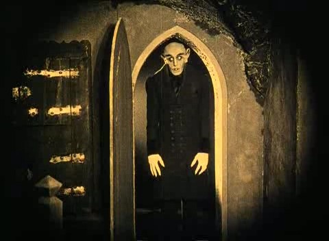Nosferatu has a brand-new score. He's still creepy though.