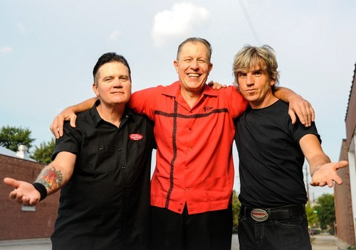 The Reverend Horton Heat will perform at the Ready Room on Thursday, June 15. - PHOTO BY GENE AMBO