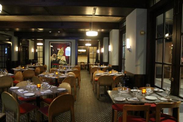Herbie's revamped dining room. - CHERYL BAEHR