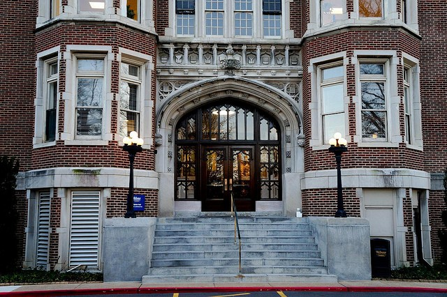 Webster University. - PHOTO COURTESY OF FLICKR / PATRICK GIBLIN.