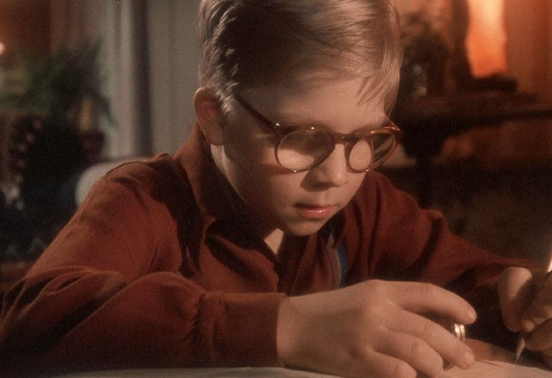 A Christmas Story airs at Schlafly Bottleworks tonight.