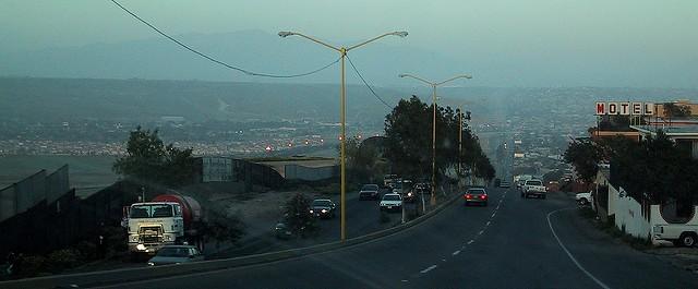 The border at Tijuana. - PHOTO COURTESY OF FLICKR/TERRETTA