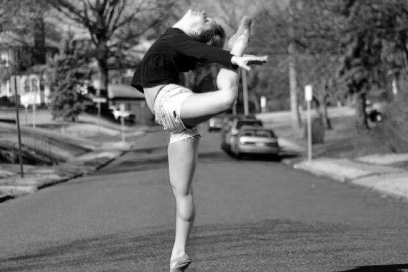 Rain Stippec, a St. Louis dancer, was shot along with a city firefighter in Soulard. - IMAGE VIA GOFUNDME