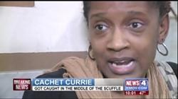 Cachet Currie. - VIA KMOV