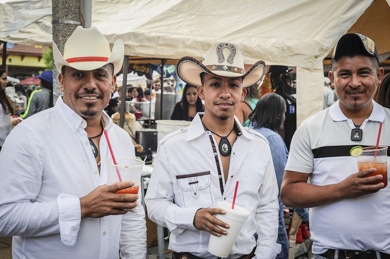Celebrate Mexican culture this weekend in St. Louis. - KELLY GLUECK