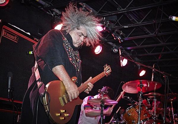 Melvins will perform at the Ready Room on Friday, September 27. - STEVE TRUESDELL