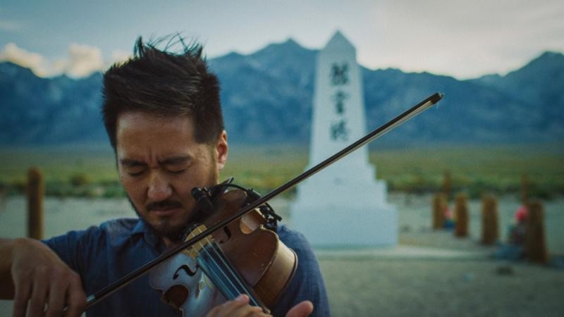 Kishi Bashi will perform at Delmar Hall on Saturday, October 26. - VIA CHROMATIC PR