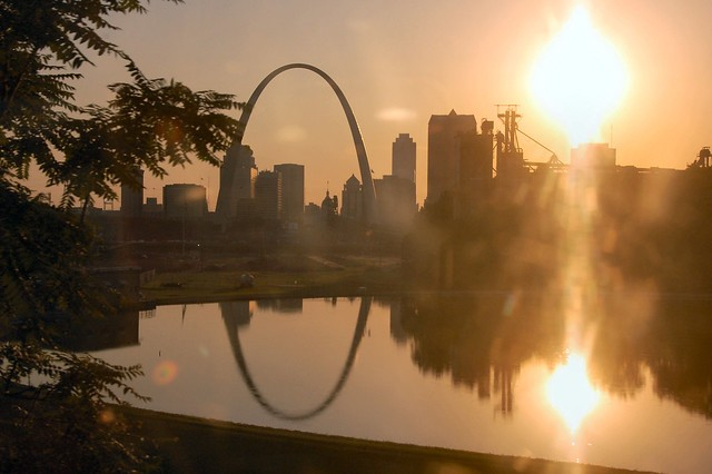 St. Louis is No. 9 on a new list of undervalued cities. - FLICKR/DAVE HERHOLZ