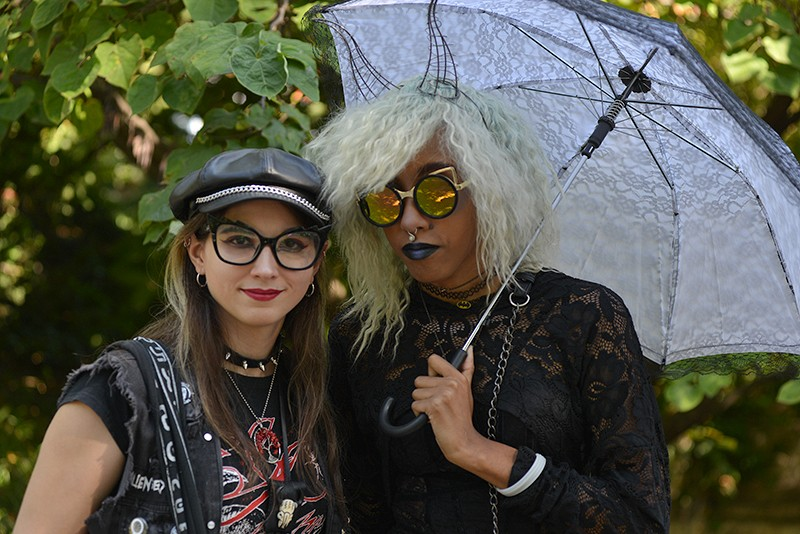 This year's Goths at the Zoo is expected to be bigger than ever. - TOM HELLAUER