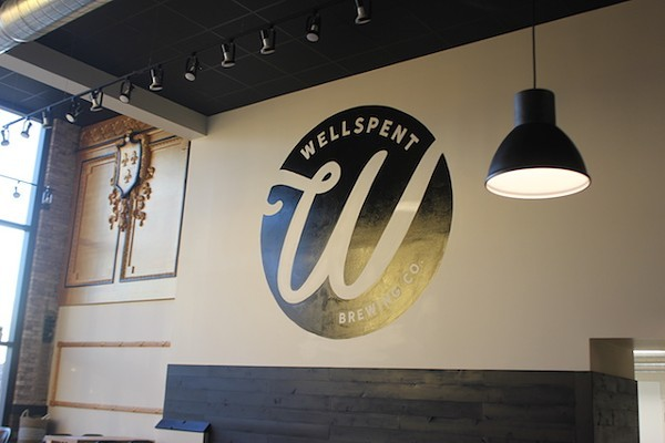 Wellspent Brewing Company has closed the doors to its Midtown brewery, effective immediately. - SARAH FENSKE