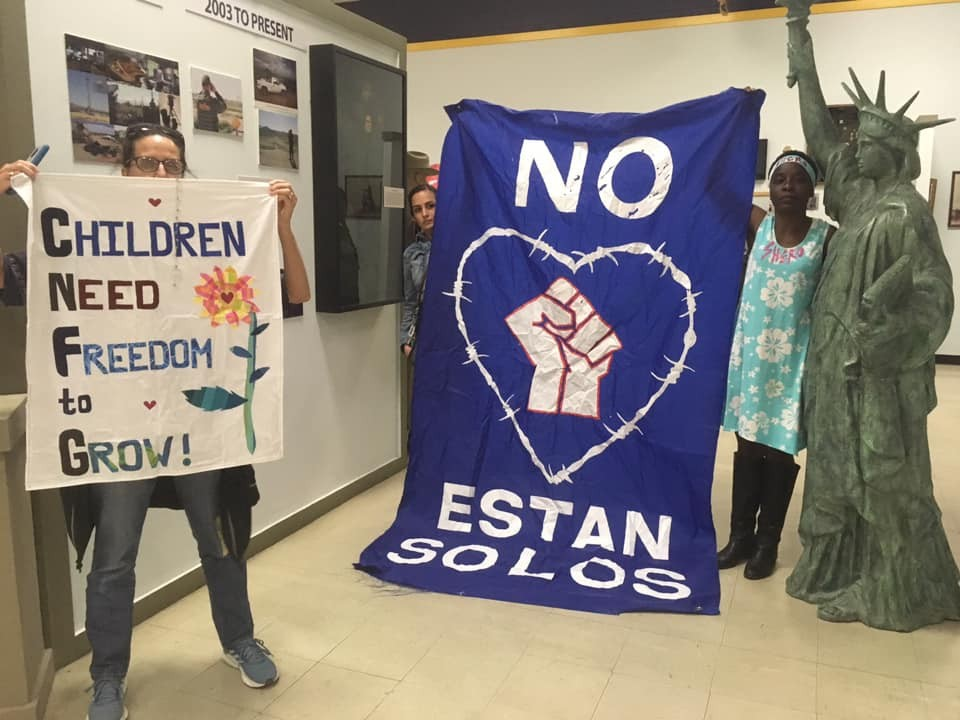 Growing Up On Easy Street Has Its Own >> St Louis Activists Facing Charges In El Paso From Border Patrol