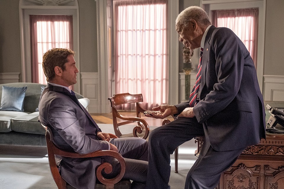 Angel Has Fallen Is Too Stupid to Carry Out its Mission as a Thriller