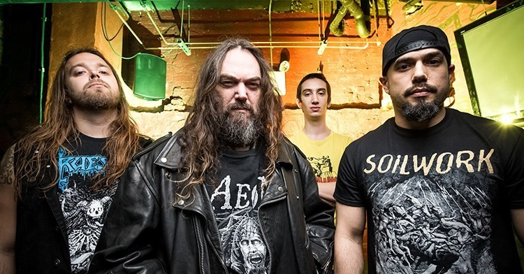 Soulfly is just one of the artists performing at Full Terror Assault this year. - VIA 33 & WEST