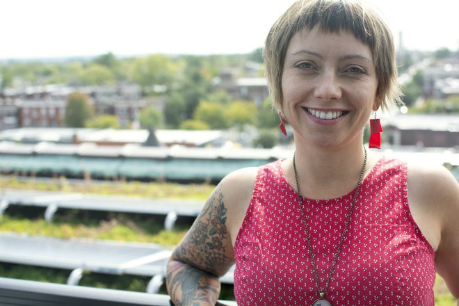 At Known & Grown, Jenn DeRose is on a mission to make eating local accessible. - ANDY PAULISSEN