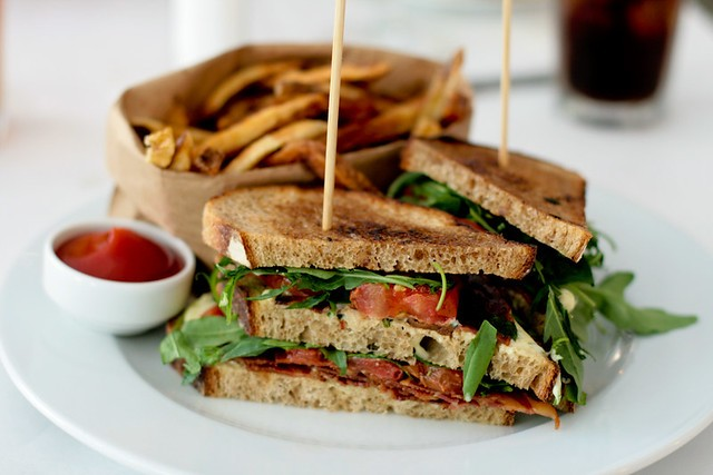 Keep eating BLTs, St. Louis, and we could claim the No. 1 spot next year. - FLICKR/ .MELANIE