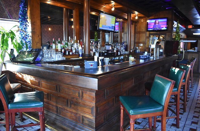 Another view of the bar area. - LIZ MILLER