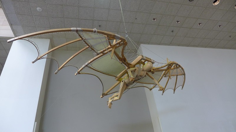 Sick ornithopter, bro. - SLASHVEE / FLICKR