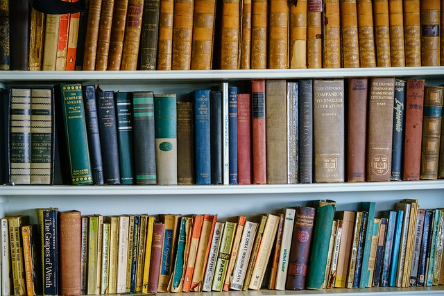 Buh-bye, library fines. - FLICKR/ SSSHUPE