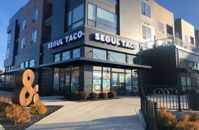 Seoul Taco will open later this week in the Grove. - LIZ MILLER