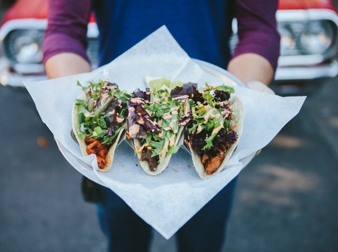 In January, Seoul Taco expanded once again — this time to the Grove. - D.W. JOHNSON
