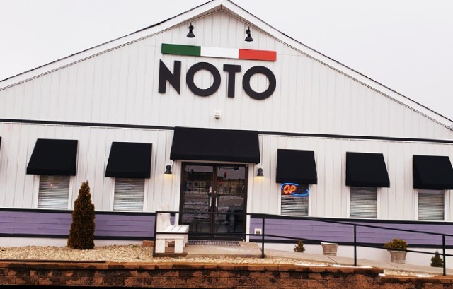 Noto Pizza is located in St. Peters. - KRISTEN FARRAH