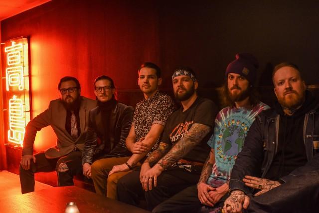 The Takashima team (from left to right): Tai Nalewajkó, Matt Leach, Dan Hayden, Chris Krzysik, Paul Fullerton and Sean Baltzell. - TRENTON ALMGREN-DAVIS