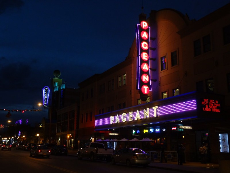 The Pageant, as well as the Duck Room and Delmar Hall, have all begun cancelling and postponing shows. - PAUL SABLEMAN/FLICKR