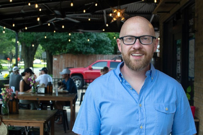 Jeff Friesen is doing his part to help Taco Buddha navigate the dramatic changes in the restaurant industries. - ANDY PAULISSEN
