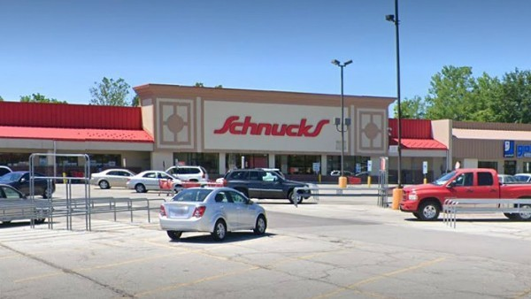 Schnucks is stepping up to protect their shoppers. - SCREENGRAB VIA GOOGLE MAPS