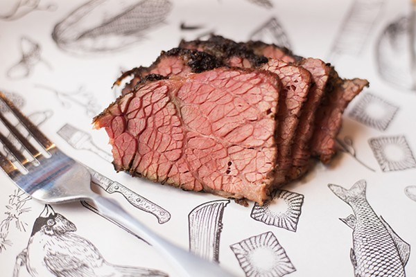 Get these beautiful pieces of meat while you can. - MABEL SUEN